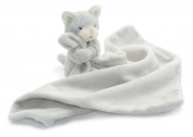 Jellycat Bashful Kitty Grey Soother