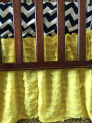 Ruffle Crib Skirts by A Vision to Remember