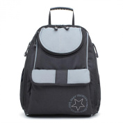 Nappy Bag Nappy Backpack for both Mom and Dad, Black