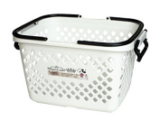 Convenient Mickey Mouse Kids basket S in Nishiki chemical storage