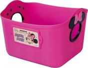 Nishiki Chemical Disney colour box Minnie Mouse mini soft bucket SQ5 Cherry Pink