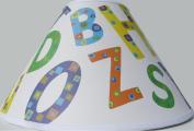 ABC Lamp Shade / ABC Nursery Lamp Shade