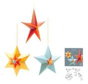 DJECO Jeko Room deco room deco Stars at night paper ornament Star at Night DD04952