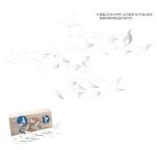 DJECO Jeko Room deco room deco White birds Mobile White Bird DD04371