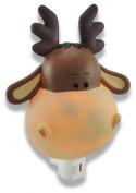 Moose Head Night Light