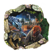 3D Dinosaur Removable Wall Sticker Decal