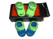 Nike Newborn Baby Booties, Size 0-6 Months