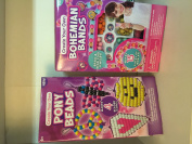 Create Your Own PONY BEADS and BOHEMIAN BANDS Family Fun Night Bundle!