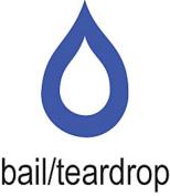 Cowdery Bail/Teardrop 4.5mmx3mm, Blue - WAX-282.70