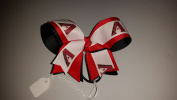 Arizona Baseball Hair Bow