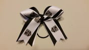 Los Angelas Hockey Hair Bow