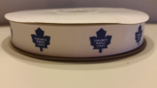 Toronto Hockey Grosgrain Ribbon