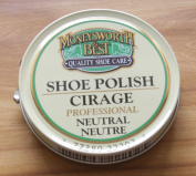 Moneysworth & Best Shoe Boot Polish Shine Leather Paste Protector