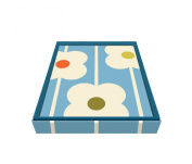 Orla Kiely 12 Count Abacus Flower Boxed Note Cards