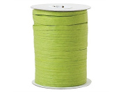 Paper Jungle Green Raffia 100 yds (1 spool) - WRAPS-766JG