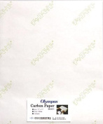 Sashiko Fabric Japanese Transfer Tracing Paper - OLYMPUS - WHITE - 28cm X 43cm - 2 Sheets