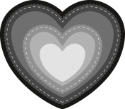Marianne Design Craftables Hearts
