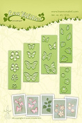 Joy Craft Lea'Bilitie Small Butterlies & Flowers Cut And Embossing
