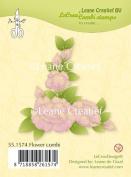 Joy Craft Lecreadesign Flower Combo Clear Stamp