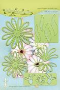 Joy Craft Lea'Bilitie Multi Die Flower 9 Chrysant Cut & Embossing Die