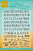 Marianne Design Eline'S Handlettering Light Stamp Set