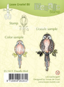 Joy Craft Doodle Clear Stamp Bird