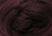 Corriedale Wool Roving One Ounce Pink and Red Colours for Felting and Spinning