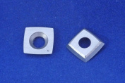 "15mm (.59"") 2""(50mm) Radius Carbide Insert Cutter for Woodturning Tools"