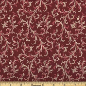 Quilting Fabric Royalty Red/By the yard