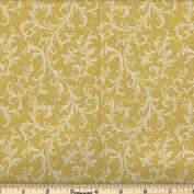 Quilting Fabric Royalty Mustard/By the yard