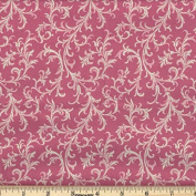 Quilting Fabric Royalty Flamingo/By the yard