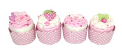 Cupcake Gift Box, Assorted - Style Varies