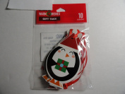Penguin Warm Wishes Gift Tags
