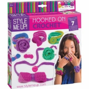 Wooky Entertainment 434627 Style Me Up Hooked On Crochet