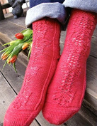 Irish Girlie Knits Burst Sock Knitting Pattern