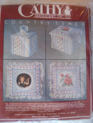 Country Tymes Candlewicking and Embroidery Kit