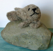 Lorna's Wool Needle Felting Kit-Seal