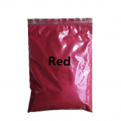 9snail Red Pearl Pigment Dye Ceramic Powder Paint Coating Automotive Coatings Art Crafts Colouring for Leather - Decoration Craft Diy 50ml