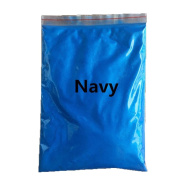 9snail Navy Pearl Pigment Dye Ceramic Powder Paint Coating Automotive Coatings Art Crafts Colouring for Leather - Decoration Craft Diy 50ml