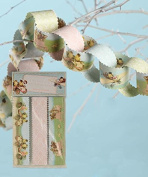 BETHANY LOWE Vintage Inspired Travelling Easter Paper Chain Garland Kit