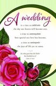 Warner Press 30160X Bulletin - W - Wedding Is A Time To Celebrate