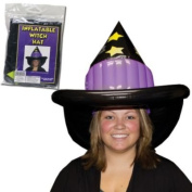Inflatable Witch Hat 46cm