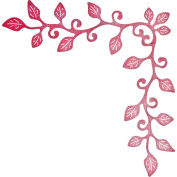 Cheery Lynn Designs Ivy Corner Flourish Die