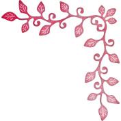 Cheery Lynn Designs Ivy Corner Flourish Die