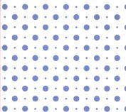12x12 Paper - Recollections Blue Dots - 6 Sheets