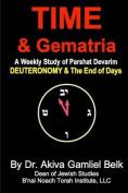 Time and Gematria: Deuteronomy