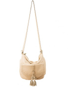 Sanctuary City Edition Leather Bohemian Hobo Bag