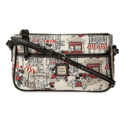 Dooney & Bourke Disney Mickey and Minnie Mouse Downtown Pouchette