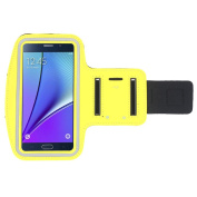Galaxy Note 5 Armband, Voberry® Premium Tribe Running Sports Armband for Samsung Galaxy NOTE 5 with Key Holder
