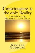 Consciousness Is the Only Reality.